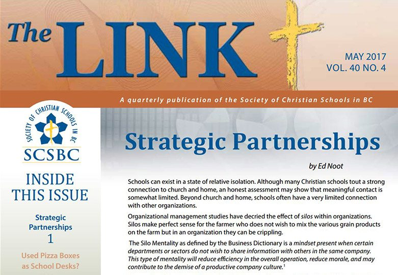 The Link May 2017